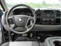 Dark Titanium Dashboard Photo for 2008 Chevrolet Silverado 1500 #53028590