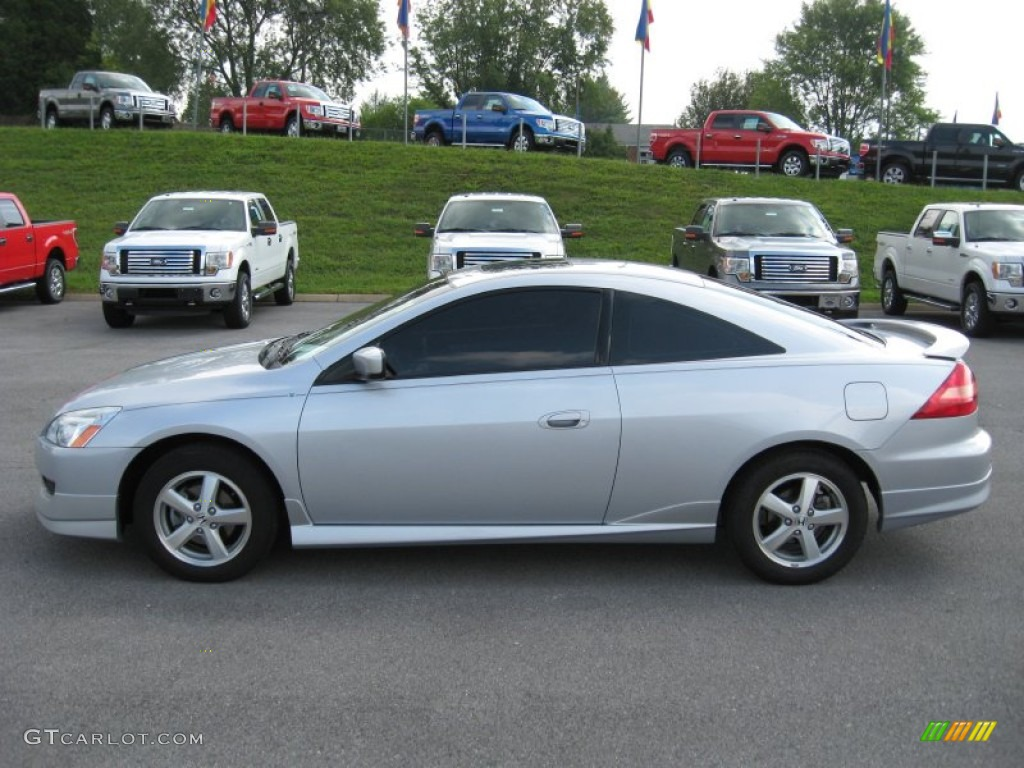 2005 silver frost metallic honda accord ex coupe 53005167. Black Bedroom Furniture Sets. Home Design Ideas