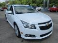 Front 3/4 View of 2012 Cruze LTZ/RS