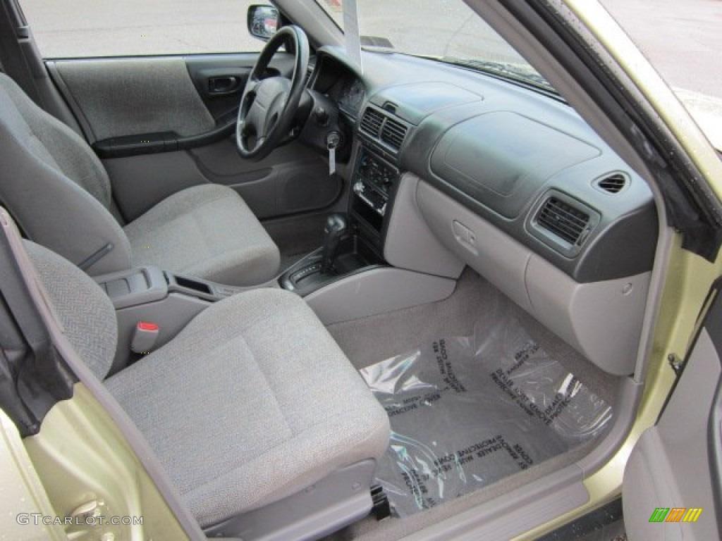 2002 Subaru Forester 2 5 L Interior Photo 53039582