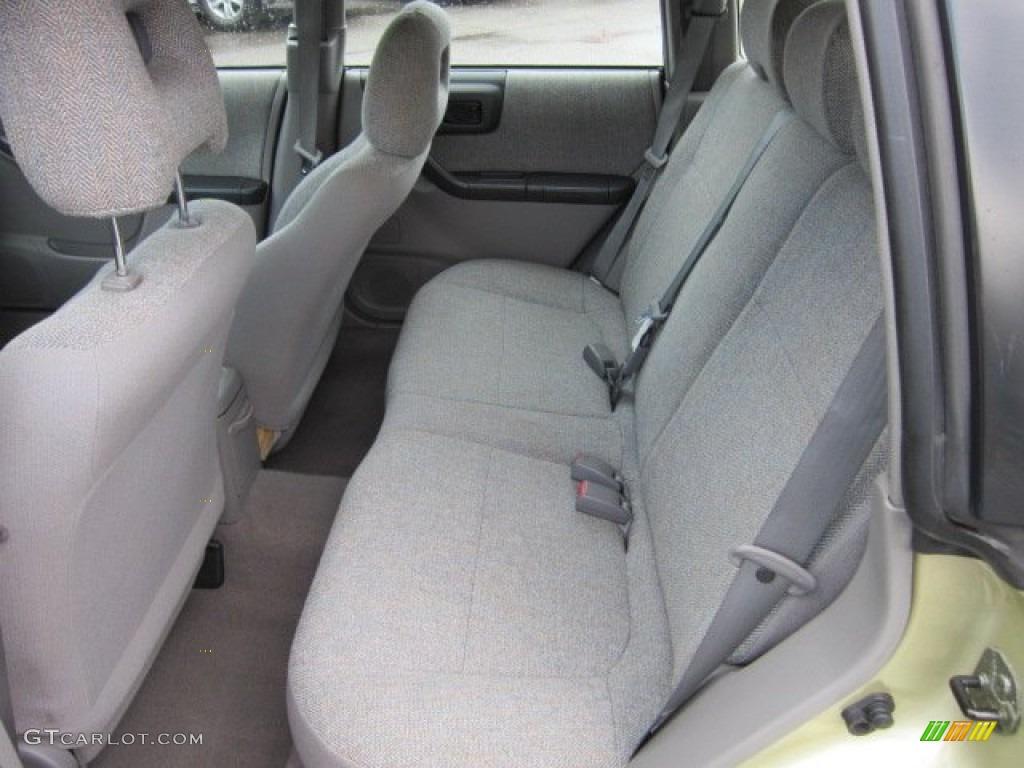 Gray Interior 2002 Subaru Forester 2 5 L Photo 53039618