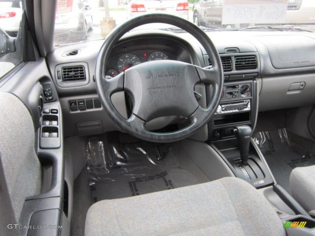 2002 Subaru Forester 2 5 L Interior Photo 53039636