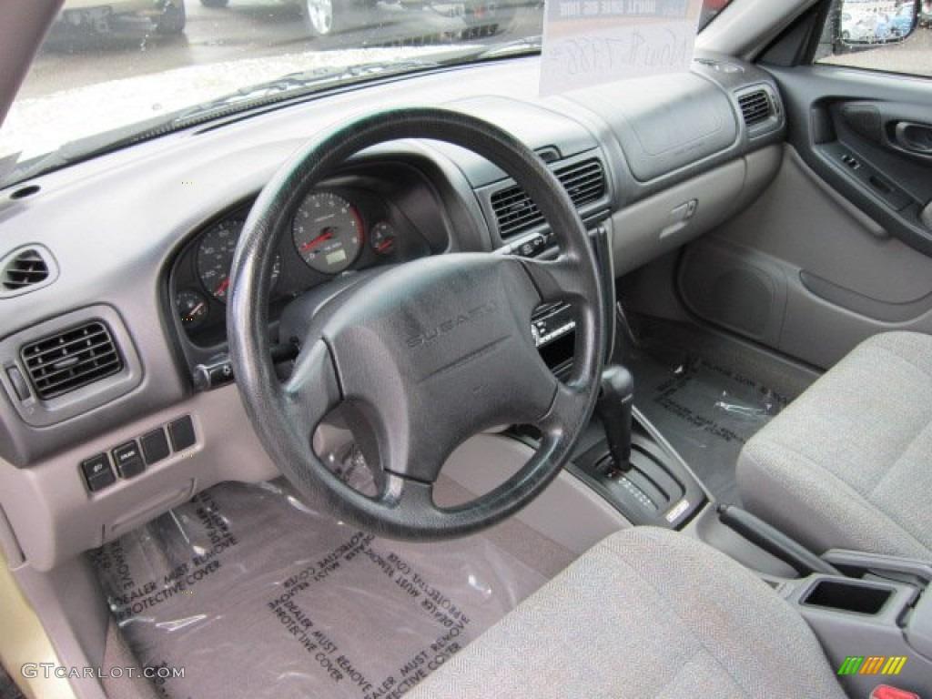 2002 Subaru Forester 2 5 L Interior Photo 53039645