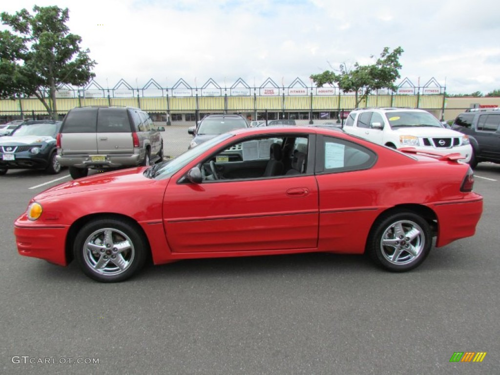 bright red 2002 pontiac grand am gt coupe exterior photo. Black Bedroom Furniture Sets. Home Design Ideas