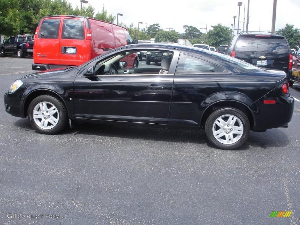 Black 2006 Chevrolet Cobalt LT Coupe Exterior Photo 53051483