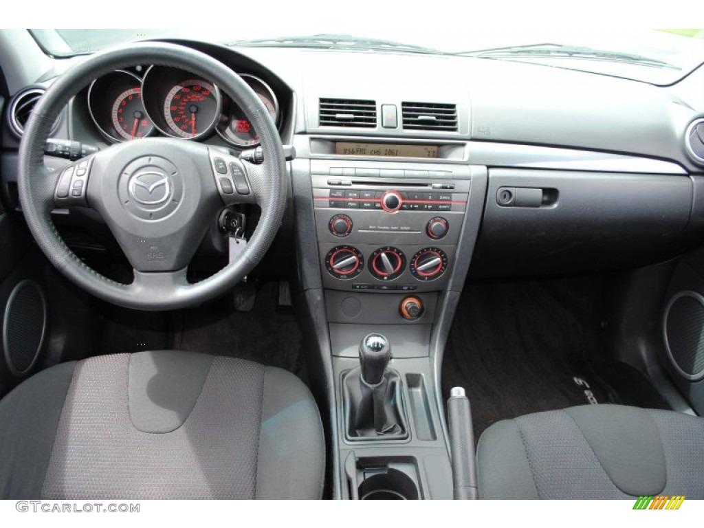 2007 mazda mazda3 s sport hatchback interior photo #53053676