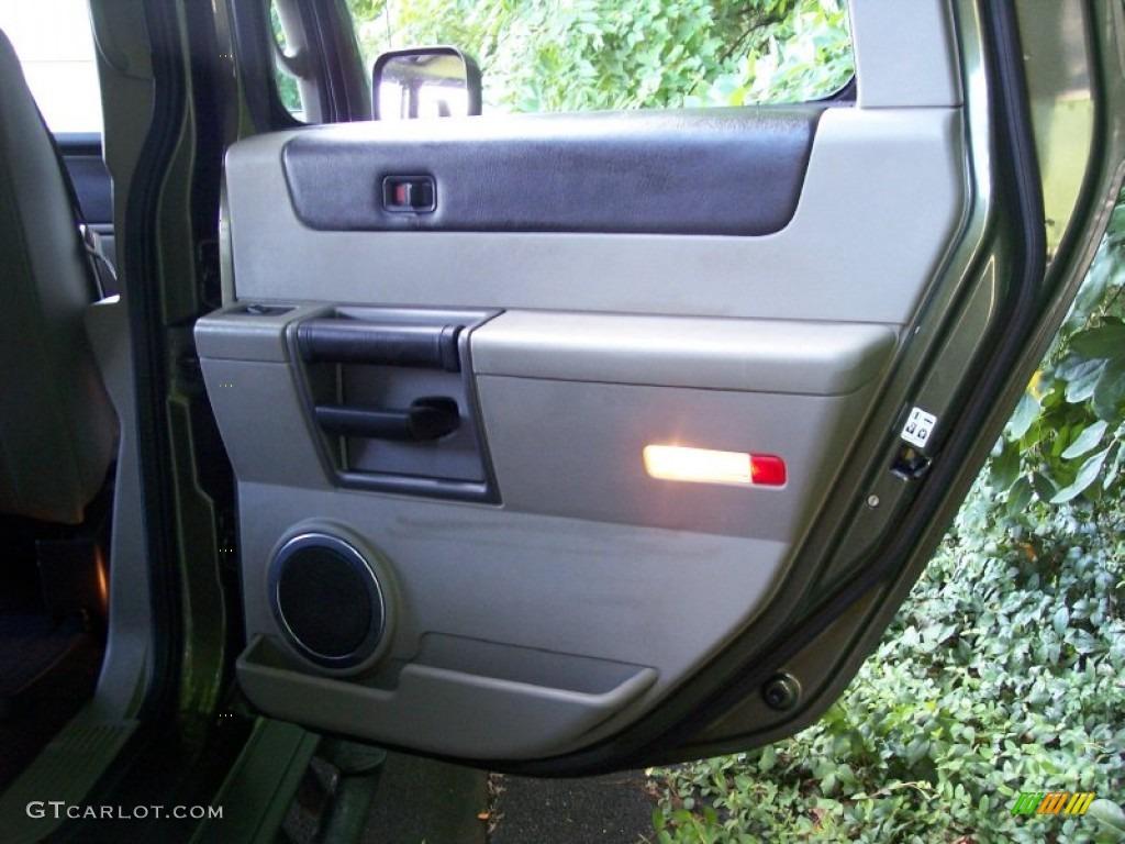 2004 Hummer H2 Suv Door Panel Photos