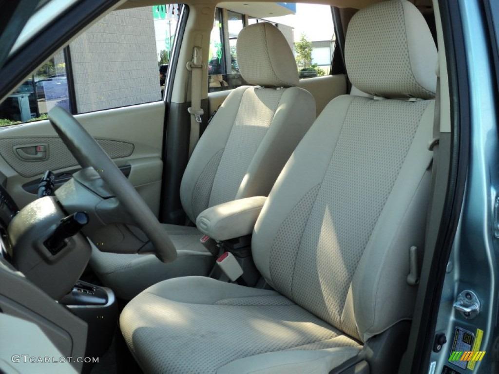 Beige interior 2009 hyundai tucson gls photo 53074405 - Hyundai tucson interior pictures ...