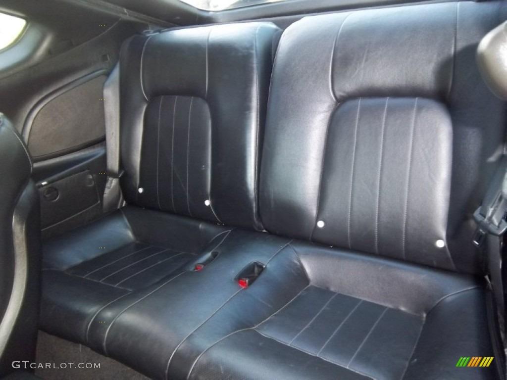 Black Interior 2003 Hyundai Tiburon Gt V6 Photo 53090144