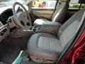 Medium Parchment Interior Photo for 2002 Ford Explorer #53092469