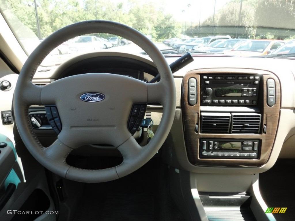 2002 Ford Explorer Eddie Bauer 4x4 Medium Parchment