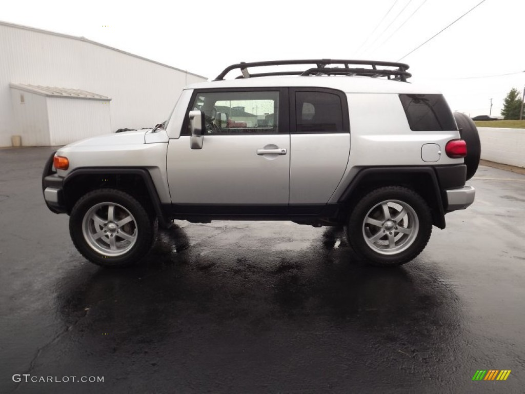 2008 toyota fj cruiser 4wd custom wheels photo 53096048. Black Bedroom Furniture Sets. Home Design Ideas