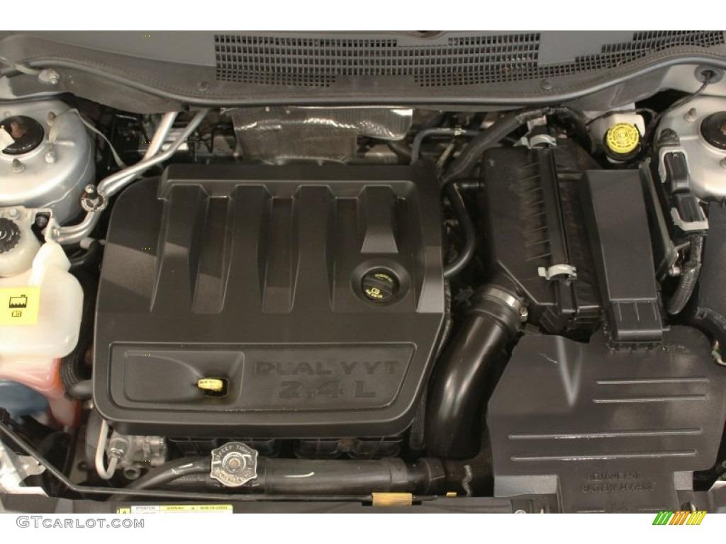 2008 Dodge Caliber R  T 2 4l Dohc 16v Dual Vvt 4 Cylinder