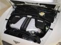 2012 Continental GT  6.0 Liter Twin-Turbocharged DOHC 48-Valve VVT W12 Engine