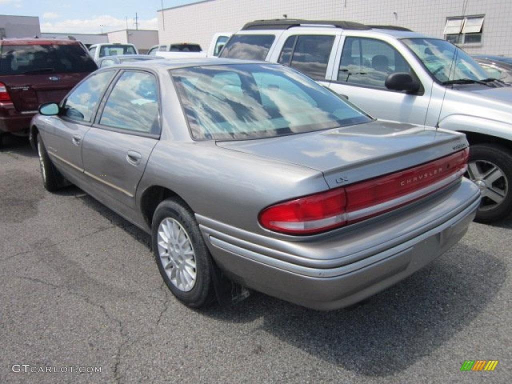 Bright platinum metallic 1997 chrysler concorde lxi exterior photo 53129592