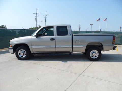 2000 chevrolet silverado 2500 ls extended cab data info and specs. Black Bedroom Furniture Sets. Home Design Ideas
