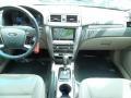 2010 White Platinum Tri-coat Metallic Ford Fusion Hybrid  photo #26