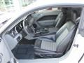 Charcoal Black/Dove Interior Photo for 2008 Ford Mustang #53149162