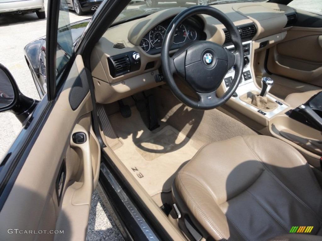 2002 Bmw Z3 3 0i Roadster Beige Dashboard Photo 53150040