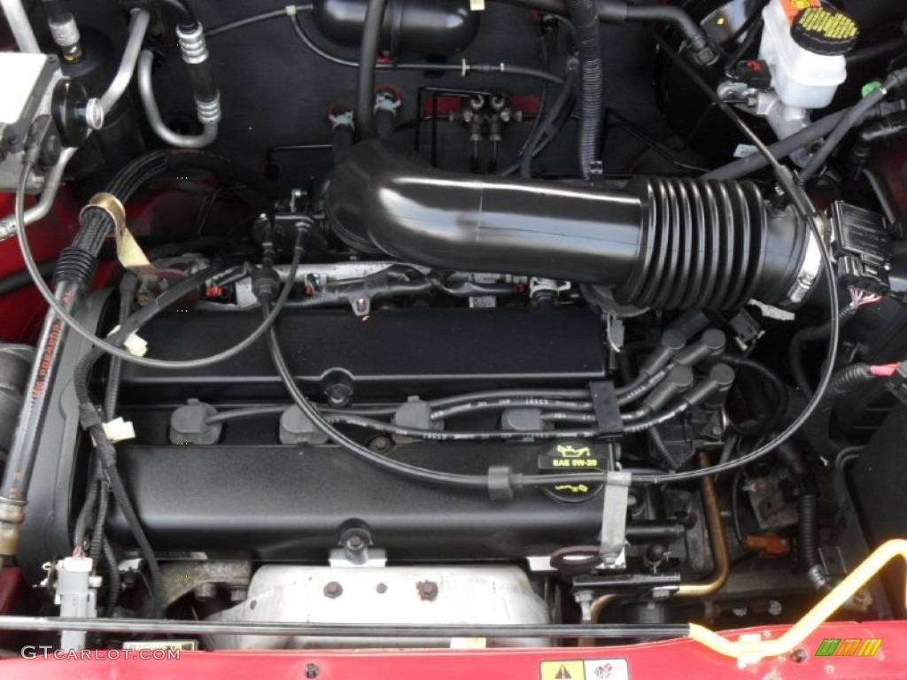 2002 Ford Escape Engine Air Valve 2002 Engine Problems