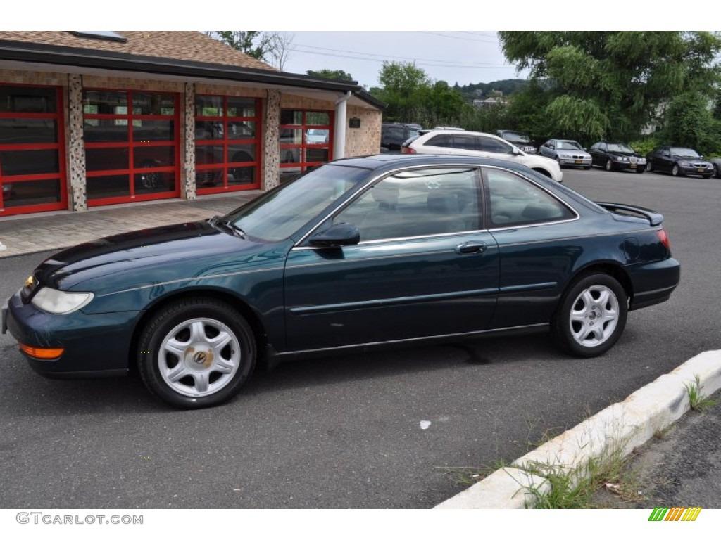 Dark Green Pearl Metallic 1997 Acura Cl 2 2 Exterior Photo 53162804 Gtcarlot Com