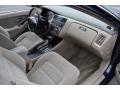 2002 Eternal Blue Pearl Honda Accord EX Coupe  photo #7