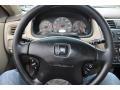 2002 Eternal Blue Pearl Honda Accord EX Coupe  photo #10