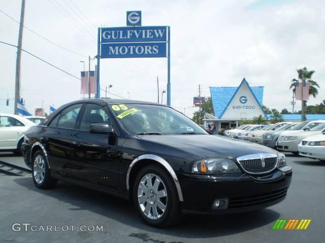 2005 Lincoln Ls V8 >> 2005 Black Lincoln Ls V8 Presidential 443394 Gtcarlot Com