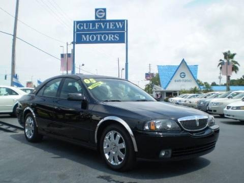 2005 lincoln ls v8 presidential data info and specs. Black Bedroom Furniture Sets. Home Design Ideas