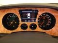 2012 Continental Flying Spur Speed Speed Gauges