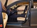 2012 Continental Flying Spur Speed Magnolia/Imperial Blue Interior