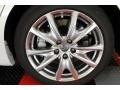 2010 Infiniti G 37 S Sport Sedan Wheel and Tire Photo