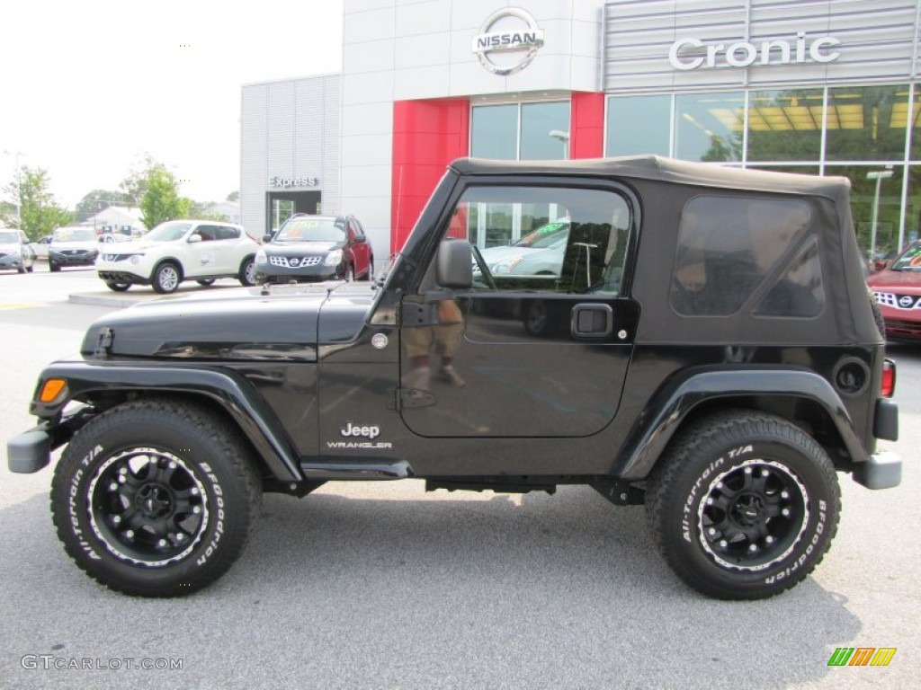 2005 jeep wrangler x 4x4 custom wheels photo 53181278. Black Bedroom Furniture Sets. Home Design Ideas