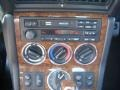 2000 BMW Z3 Tanin Red Interior Audio System Photo