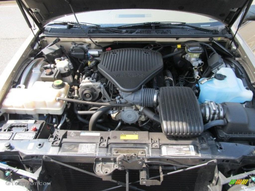 1995 Chevrolet Caprice Classic Sedan 4 3 Liter Ohv 16