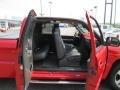 Dark Charcoal Interior Photo for 2004 Chevrolet Silverado 1500 #53189465