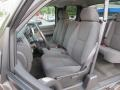 Ebony Interior Photo for 2008 Chevrolet Silverado 1500 #53195021