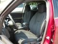 Jet Black Interior Photo for 2010 Chevrolet Equinox #53210330