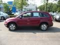 2009 Tango Red Pearl Honda CR-V LX 4WD  photo #1
