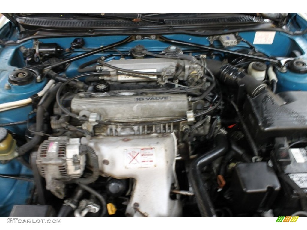 1994 toyota celica gt coupe engine photos