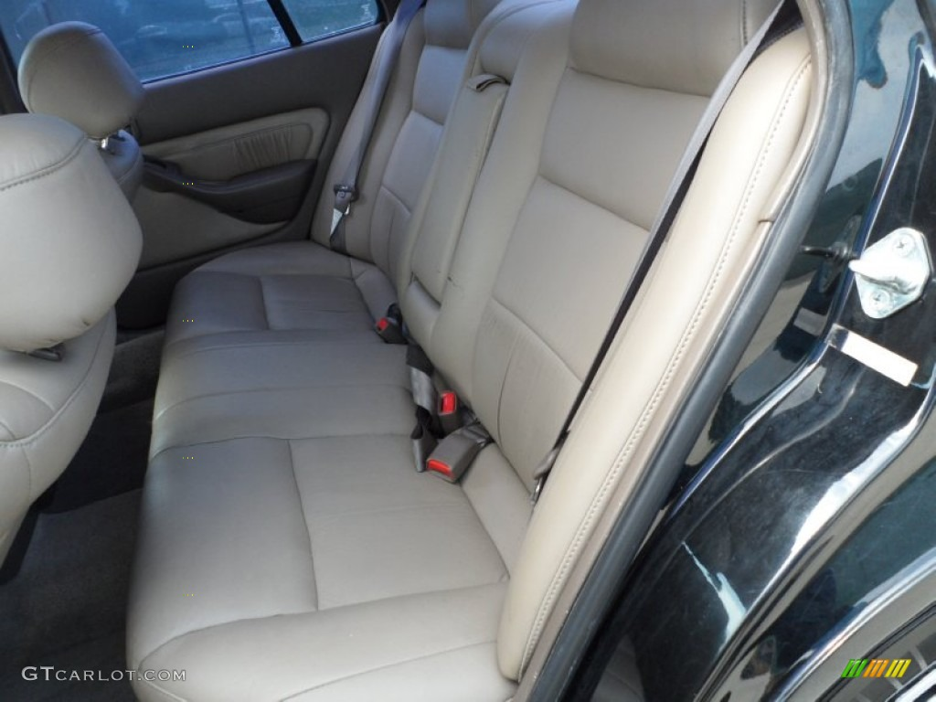 1996 Toyota Camry Le Sedan Interior Color Photos