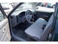 1994 Nissan Hardbody Truck Gray Interior Interior Photo