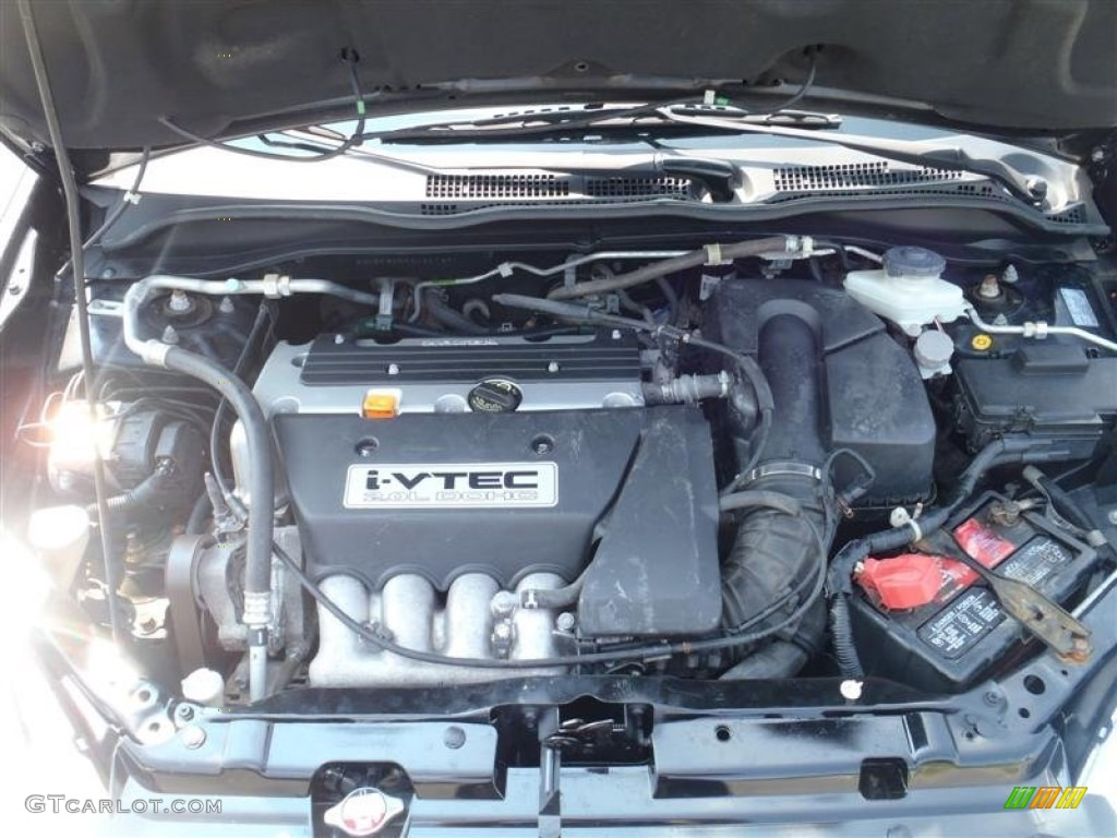 2002 Honda Civic Si Hatchback Engine Photos | GTCarLot.com