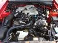 2000 Performance Red Ford Mustang V6 Coupe  photo #31