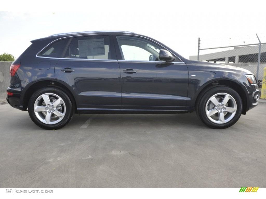 2012 Moonlight Blue Metallic Audi Q5 3 2 Fsi Quattro