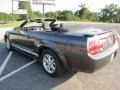 2007 Alloy Metallic Ford Mustang V6 Premium Convertible  photo #5