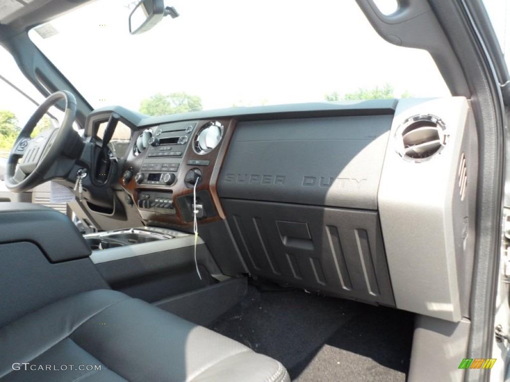 2012 Ford F250 Super Duty Lariat Crew Cab 4x4 Interior Photo 53248873