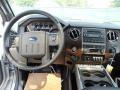2012 Ingot Silver Metallic Ford F250 Super Duty Lariat Crew Cab 4x4  photo #30