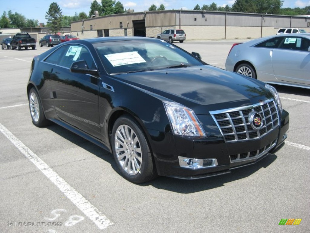 2012 Black Raven Cadillac Cts 4 Awd Coupe 53247784