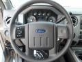 2012 Sterling Grey Metallic Ford F250 Super Duty XLT Crew Cab 4x4  photo #36